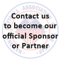 Become our sponsor or partner.
