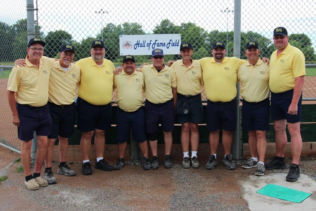 2015 NSAD Umpires - Omaha, Nebraska