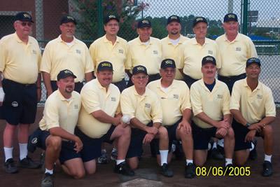 NSAD Umpires 2005