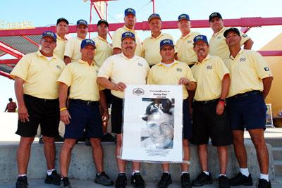 NSAD Umpires 2008