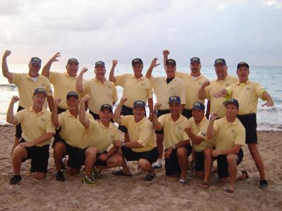 NSAD Umpires 2009