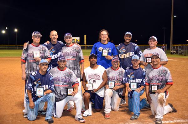 2011 NSAD Men's All-Stars
