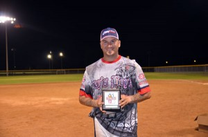 2011 NSAD MOP & Batting Average Champion