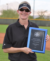 Hall Of Fame 2012 - Debby Sampson