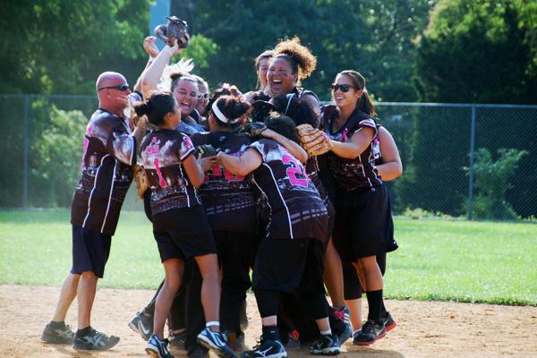 2013 NSAD Women Champions