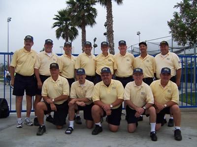 NSAD Umpires 2006