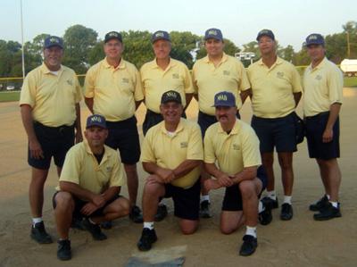 NSAD Umpires 2007