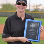 Hall Of Fame 2012 - Debby Sampson